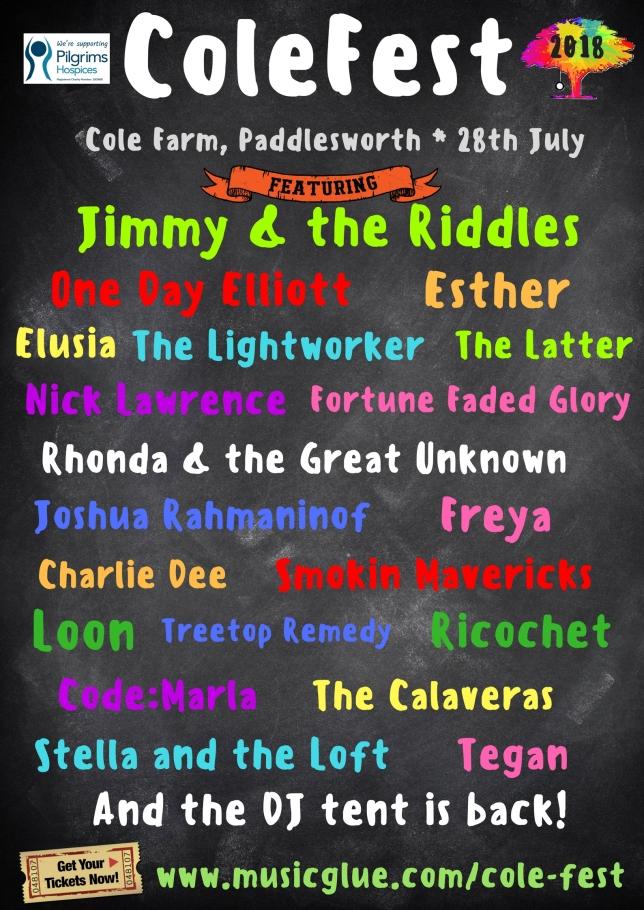 Colefest poster final